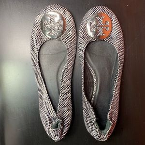 Tory Burch leather Flats/9M